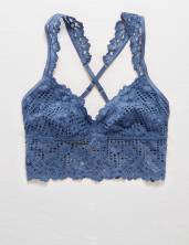 Aerie Lace Crossback Bralette, $24.95.